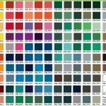 Ral χρώματα