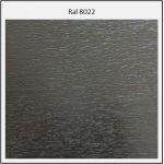 Χρώματα Pvc Ral 8022