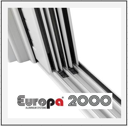 Europa 2000 κούφωμα