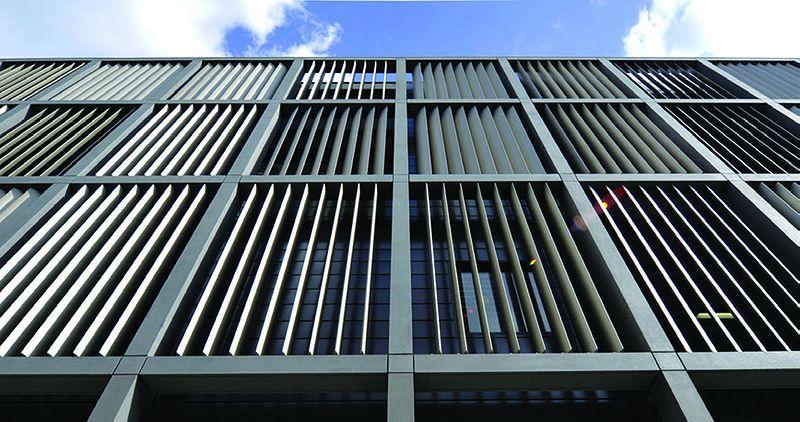 Albio Solar Systems: Προηγμένη τεχνολογία εξωτερικής σκίασης κτηρίων
