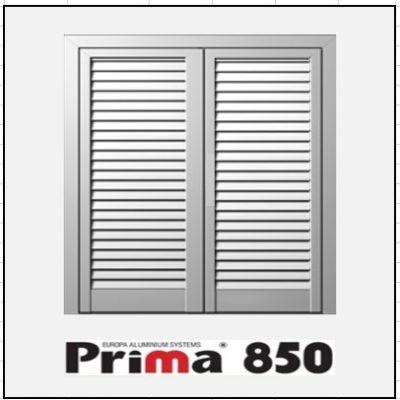 Δίφυλλο Ανοιγόμενο Πατζούρι Prima 850