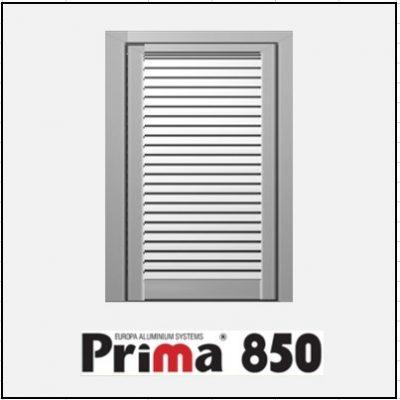Μονόφυλλο Ανοιγόμενο Πατζούρι Prima 850