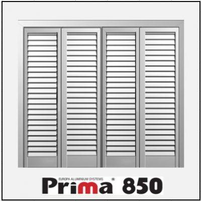 Τετράφυλλο Ανοιγόμενο Πατζούρι Prima 850