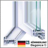 PVC KOEMMERLING Elegance 70