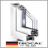 PVC TROCAL 76 AD τριπλό γυαλί