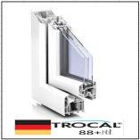 PVC TROCAL 88+ τριπλό γυαλί