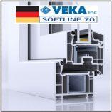 PVC VEKA Softline 70