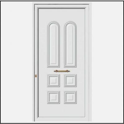 Πόρτα Εισόδου Αλουμινίου 52401