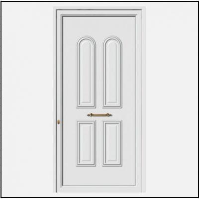 Πόρτα Εισόδου Αλουμινίου 52435