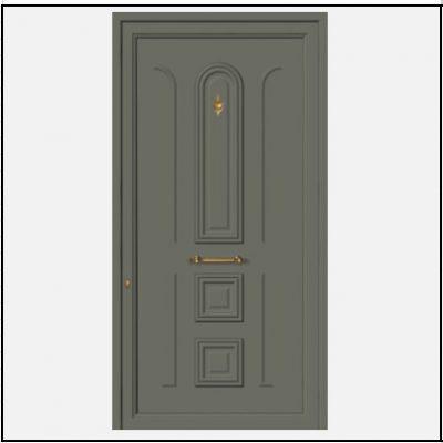 Πόρτα Εισόδου Αλουμινίου 53000