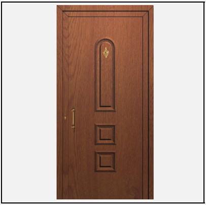 Πόρτα Εισόδου Αλουμινίου 53380