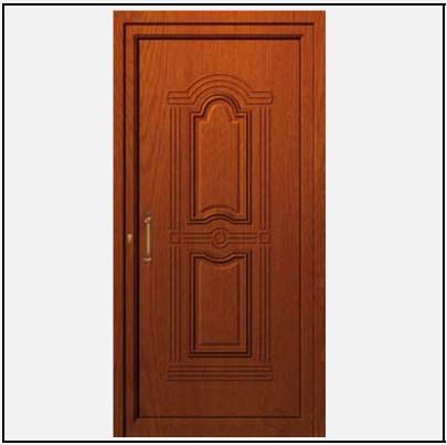 Πόρτα Εισόδου Αλουμινίου 53520