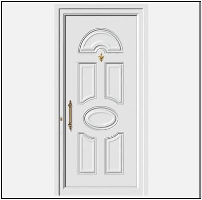 Πόρτα Εισόδου Αλουμινίου 53680