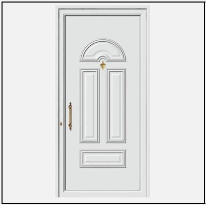 Πόρτα Εισόδου Αλουμινίου 53715