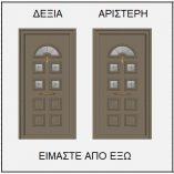 ΦΟΡΑ ΠΟΡΤΑΣ ΕΙΣΟΔΟΥ 52008