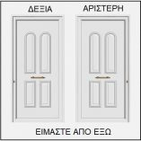 ΦΟΡΑ ΠΟΡΤΑΣ ΕΙΣΟΔΟΥ 52435