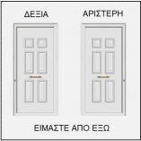 ΦΟΡΑ ΠΟΡΤΑΣ ΕΙΣΟΔΟΥ 52500