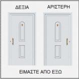 ΦΟΡΑ ΠΟΡΤΑΣ ΕΙΣΟΔΟΥ 53360
