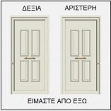 ΦΟΡΑ ΠΟΡΤΑΣ ΕΙΣΟΔΟΥ 53560