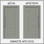 ΦΟΡΑ ΠΟΡΤΑΣ ΕΙΣΟΔΟΥ 53630