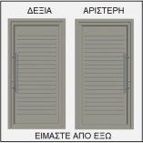 ΦΟΡΑ ΠΟΡΤΑΣ ΕΙΣΟΔΟΥ 53650