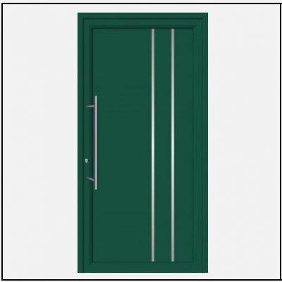 Πόρτα Εισόδου Αλουμινίου 54103