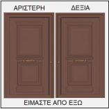 ΦΟΡΑ ΠΟΡΤΑΣ ΕΙΣΟΔΟΥ 55045