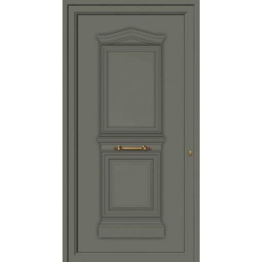 65001 Πόρτες εξωτερικές αλουμινίου ενεργειακές για είσοδο