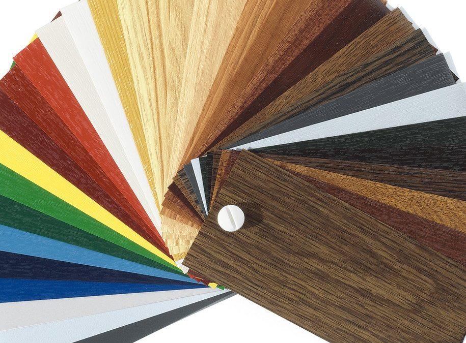 Επιλογή χρώματος κουφωμάτων