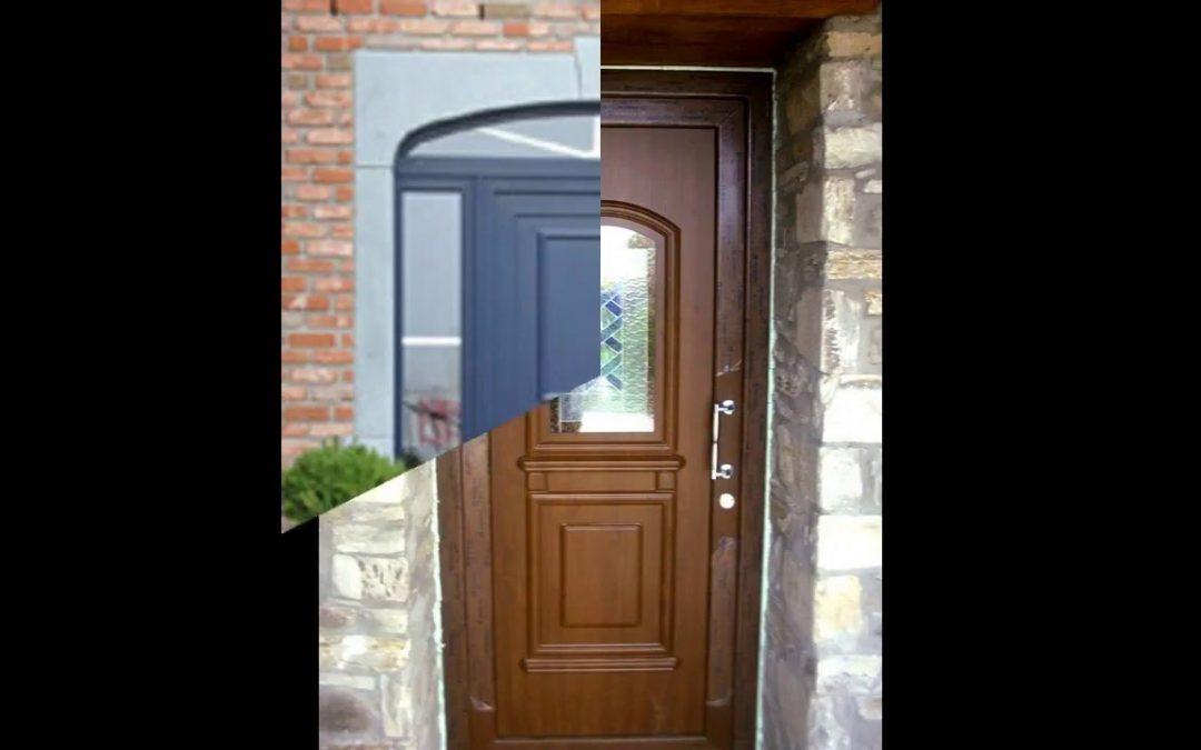 Πόρτες αλουμινίου-Εξώπορτες