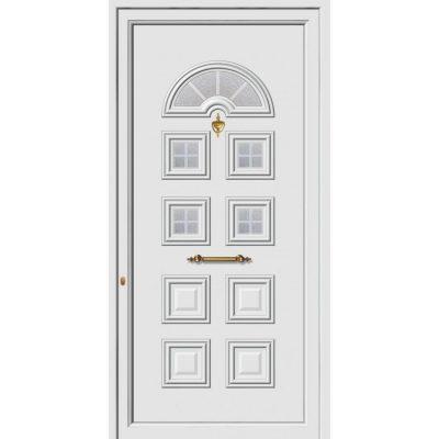 62004 Πόρτες εισόδου πρεσαριστές exal από αλουμίνιο