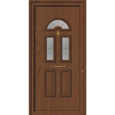 62206 Πόρτες εισόδου πρεσαριστές exal από αλουμίνιο