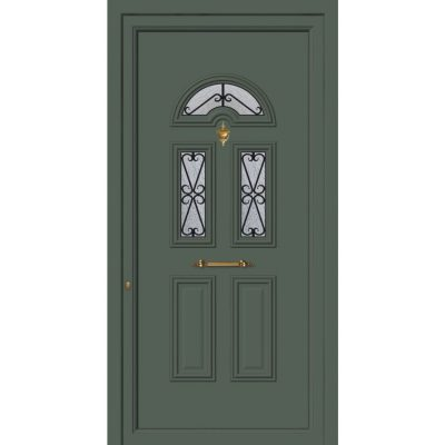 62215 Πόρτες εξωτερικού χώρου πρεσαριστές και ενεργειακές