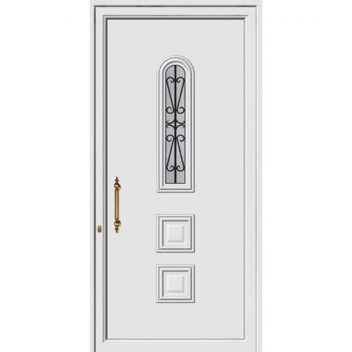 63382 Πόρτες εισόδου πρεσαριστές exal για μονοκατοικίες