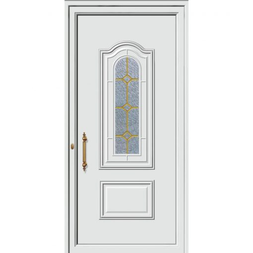 63502- Πόρτες εισόδου πρεσαριστές exal για μονοκατοικίες