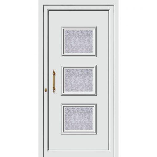 63552 Πόρτες εισόδου πρεσαριστές ενεργειακές για μονοκατοικίες