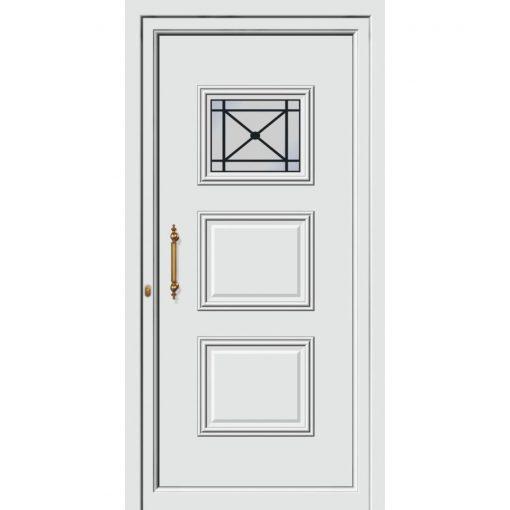 63553 Πόρτες εισόδου πρεσαριστές ενεργειακές για μονοκατοικίες
