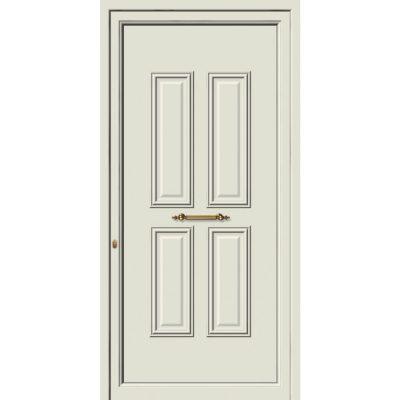 63560 Πόρτες εισόδου πρεσαριστές ενεργειακές για μονοκατοικίες