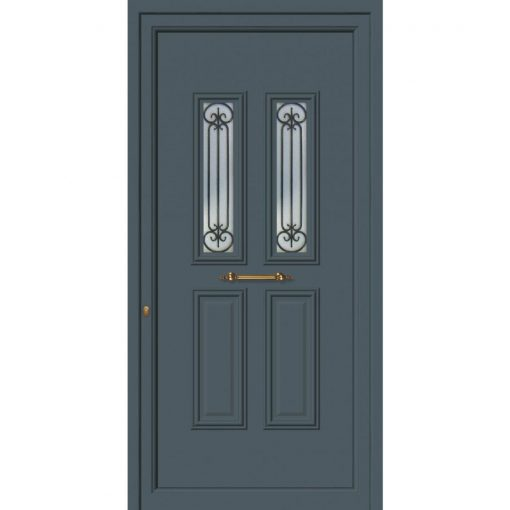 63563 Πόρτες εισόδου πρεσαριστές ενεργειακές για μονοκατοικίες