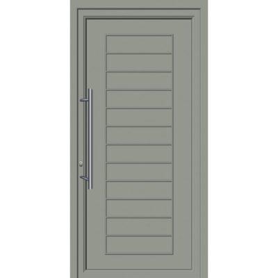 63630 Πόρτες εισόδου πρεσαριστές ενεργειακές για μονοκατοικίες