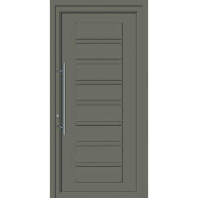 63640 Πόρτες εισόδου πρεσαριστές ενεργειακές για μονοκατοικίες