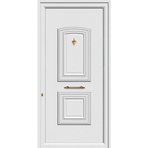63710 Πόρτες εισόδου πρεσαριστές ενεργειακές ιδανικές για πολυκατοικίες