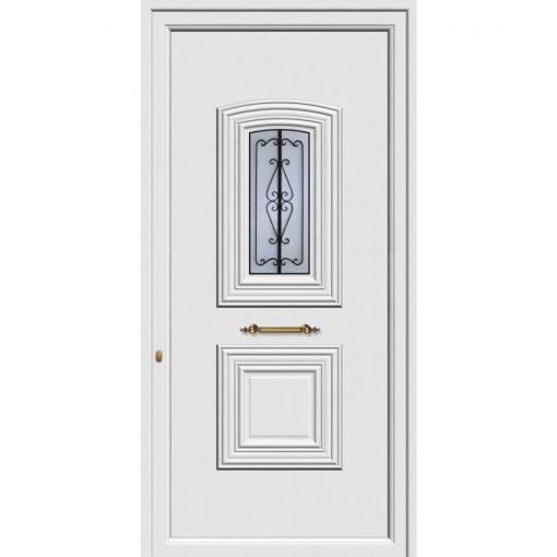 63712 Πόρτες εισόδου πρεσαριστές ενεργειακές ιδανικές για πολυκατοικίες