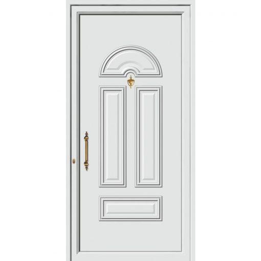 63715 Πόρτες εισόδου πρεσαριστές ενεργειακές ιδανικές για πολυκατοικίες