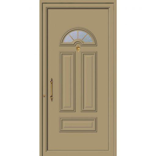 63716 Πόρτες εισόδου πρεσαριστές ενεργειακές ιδανικές για πολυκατοικίες