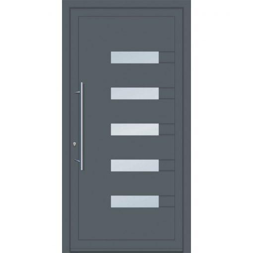 64640 Πόρτες εισόδου πρεσαριστές από αλουμίνιο exal