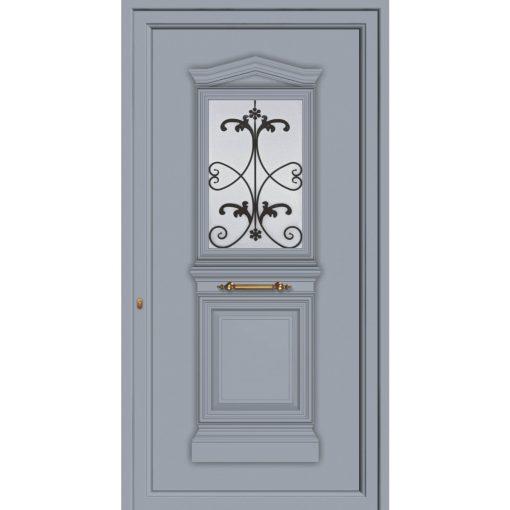 65003 Πόρτες εξωτερικές αλουμινίου ενεργειακές