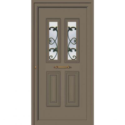 65023 Πόρτες από αλουμίνιο παραδοσιακές