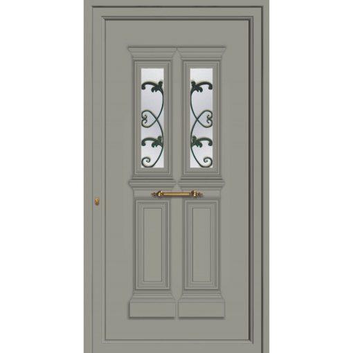 65027 Πόρτες εισόδου ενεργειακές για πολυκατοικία