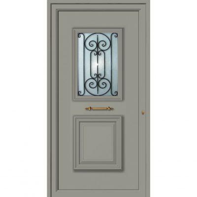 65035 Πόρτες εξωτερικές αλουμινίου ενεργειακές με υψηλή θερμομόνωση